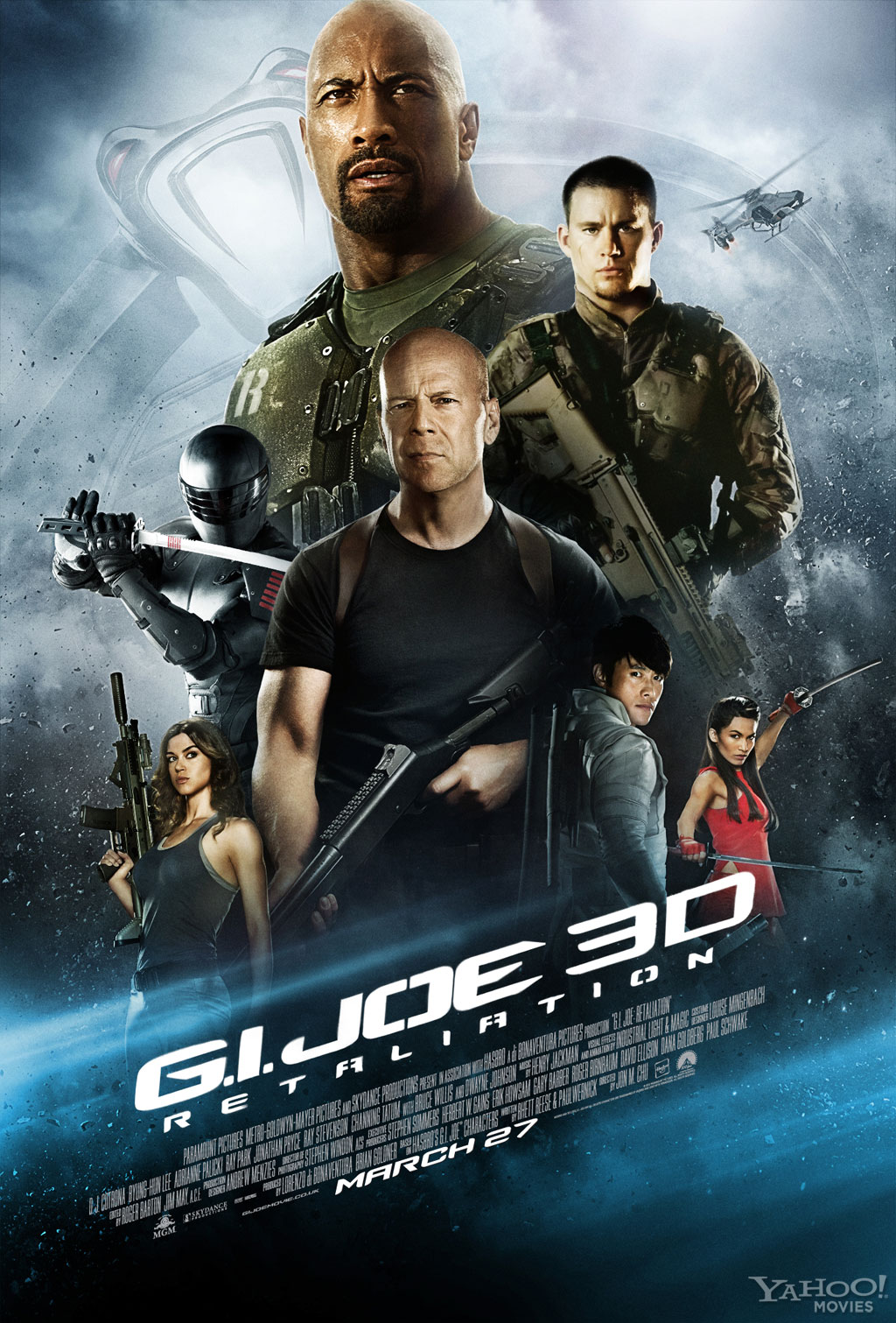 g i  joe retaliation wallpapers - 37 G.I. Joe Retaliation HD Wallpapers Backgrounds