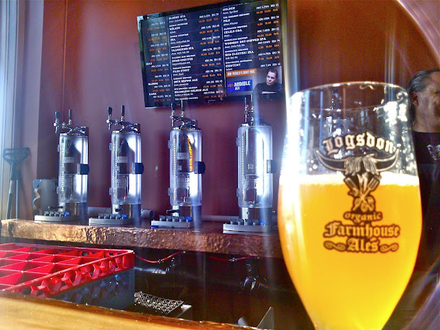 Tin Bucket Growler Station And Taphouse New School Beer