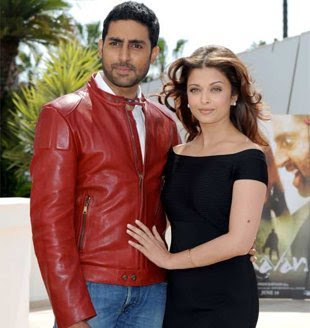 Aishwarya and Abhishek Bachchan - Romantic Bollywood couples