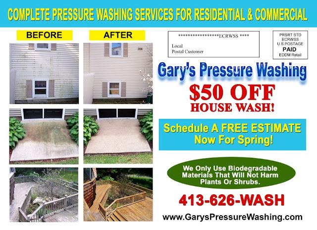 Gary 39 S Pressure Washing