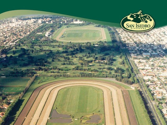 Hipódromo de San Isidro Buenos Aires Argentina