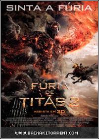 Capa Baixar Filme Fúria de Titãs 2 Dublado   RMVB DVDRip Baixaki Download