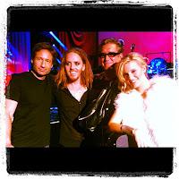 David, Tim, Steve and Maggie