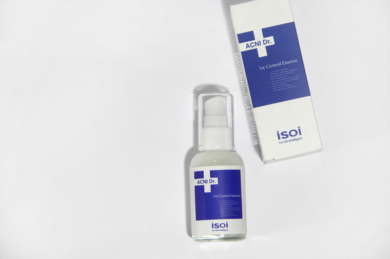ISOI Acni Dr. 1st Control Essence
