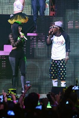 Lil Wayne e Nicki Minaj