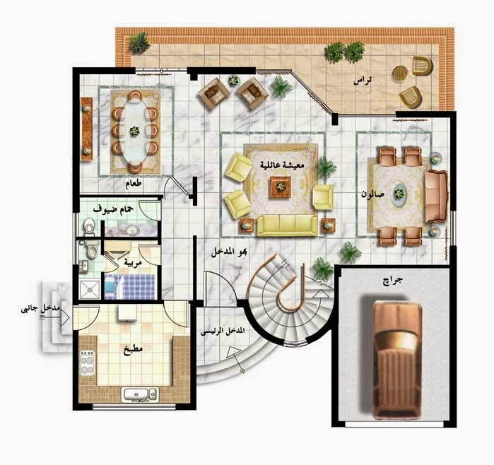 Saudi Arab House Design House Design Ideas