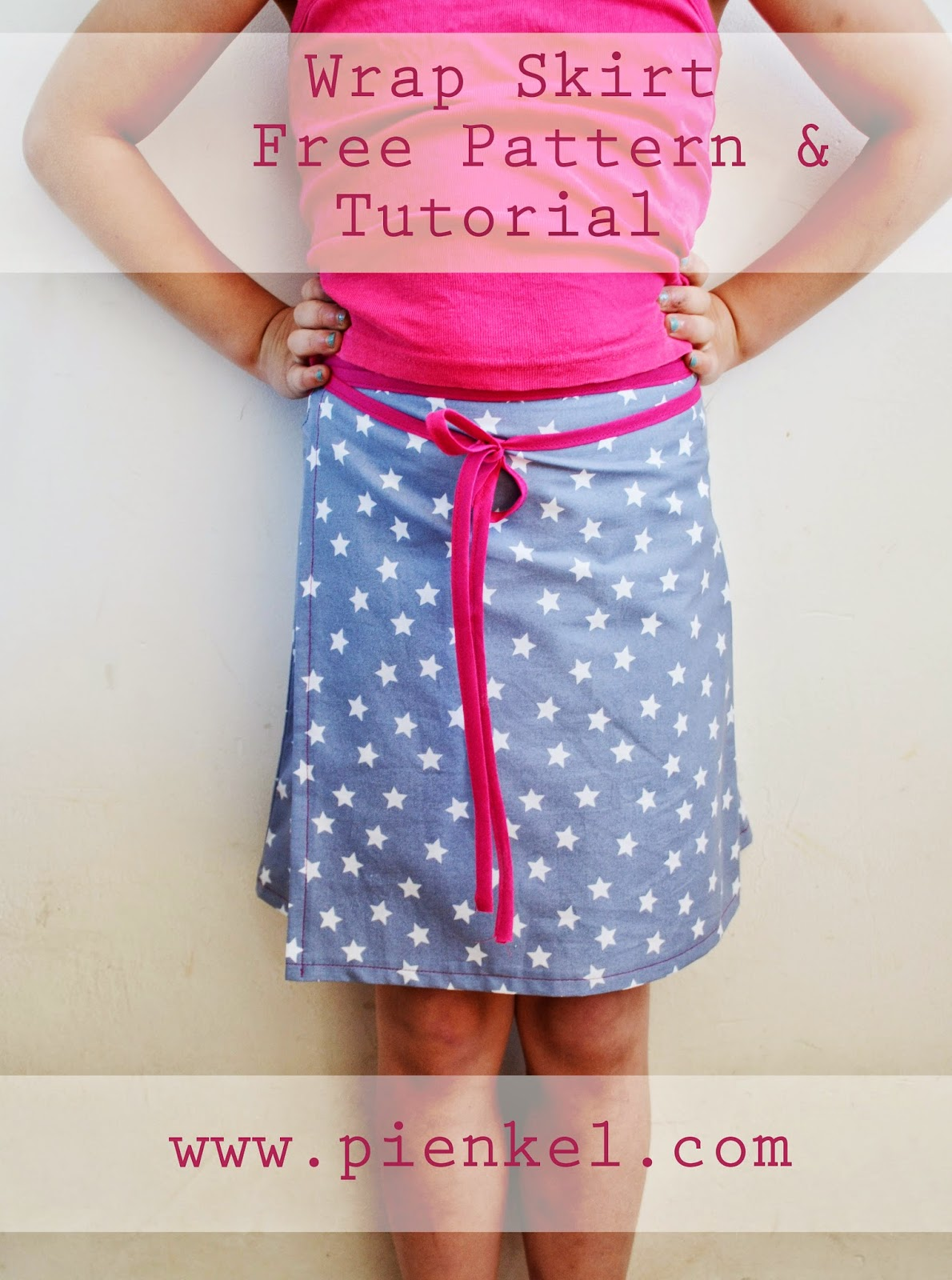 free pattern wrap skirt