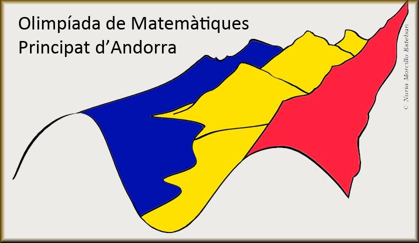 Olimpiada Matemática de Andorra