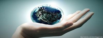 Couverture facebook hd souver la terre