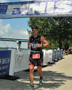 NashVegas 70.3 Finish