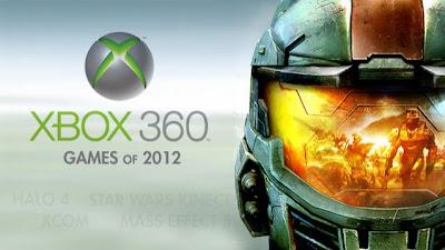 Top 10 Xbox 360 Jogos de 2012