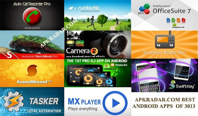 The Top 25 Best android apps 2013 (poster)