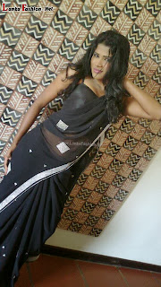 Ayesha madushani saree