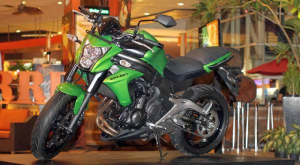 Economy is shown in order to May 2014, the actual Kawasaki 522 Moge Sales
