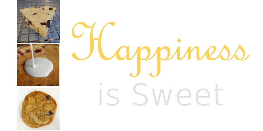 Happiness is Sweet