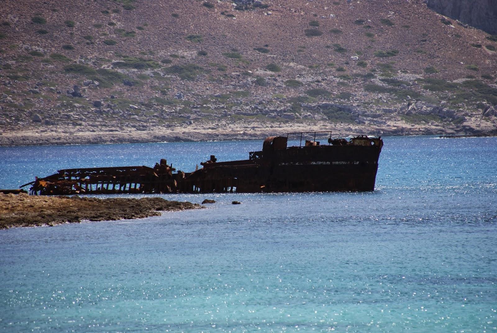 Gramvousa , Kreta fot. M&M travelek24.blogspot.com