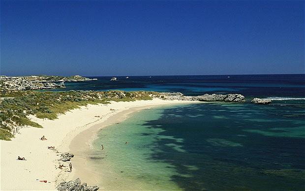Perth Ocean Beaches
