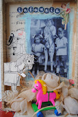 Altered Shadow  Box - Infância