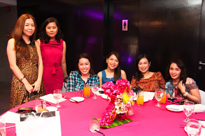 Bloggers at the Kerastase Chroma Captive Launch