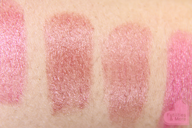 Revlon Lip Butters Review, Swatches & Test, lollipop, sweet tart, apple candy, cherry tart, sugar plum, pink truffle, makeup and beauty blog, beauty blog, beauty channel, makeup guru, asian eyes, asian monolid, single lid, makeup tutorial, makeup reviews, product reviews, cosmetics, make up, makeup, maquillage, tuto, tutorial, tutoriel, yeux, asiatique, futilitiesandmore.blogspot.com, futilities and more, futilitiesandmore, futilitiesmore
