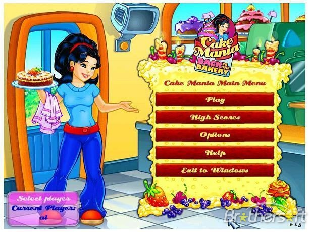Cake Mania Full Version search results
