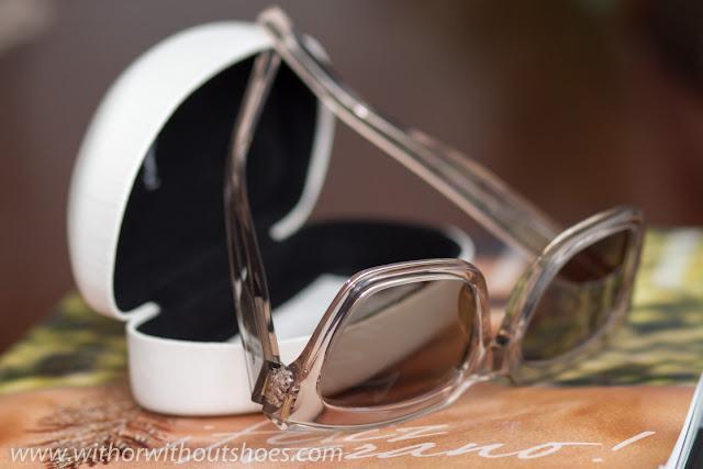 Gafas de Sol BOLD 1 Transparentes YSL