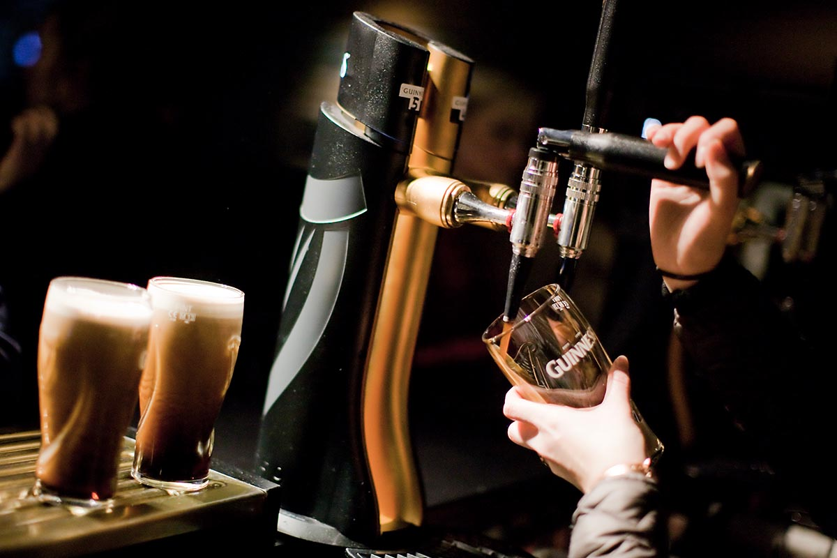 What makes a perfect pint of Guinness? | ITAT Food Magazine