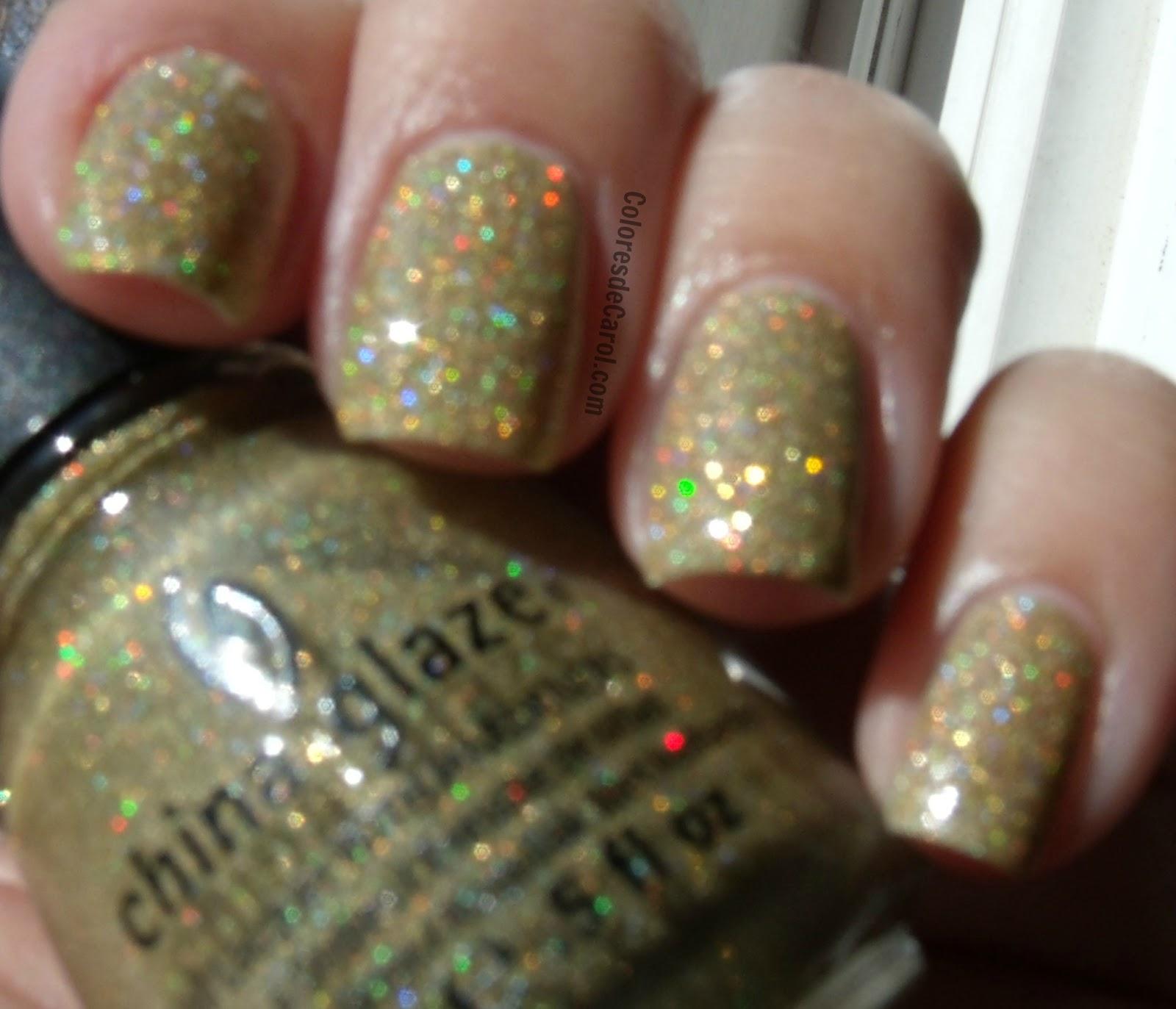 China Glaze Angel Wings   Colores de Carol   Bloglovin\'
