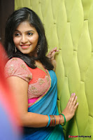 actress anjali hot saree photos at masala telugu movie audio launch+(15) Anjali Saree Photos at Masala Audio Launch