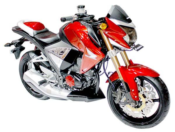 Kumpulan Modifikasi Motor Honda Mega Pro title=