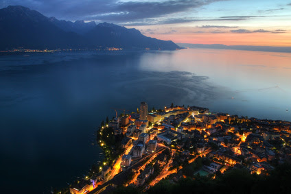 Montreux, my home, my paradise.