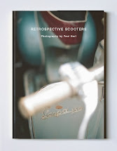RETROSPECTIVE SCOOTERS book
