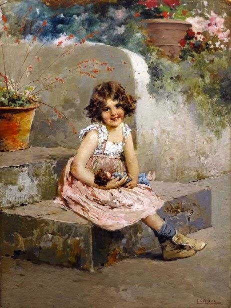 Vincenzo Irolli cuadros