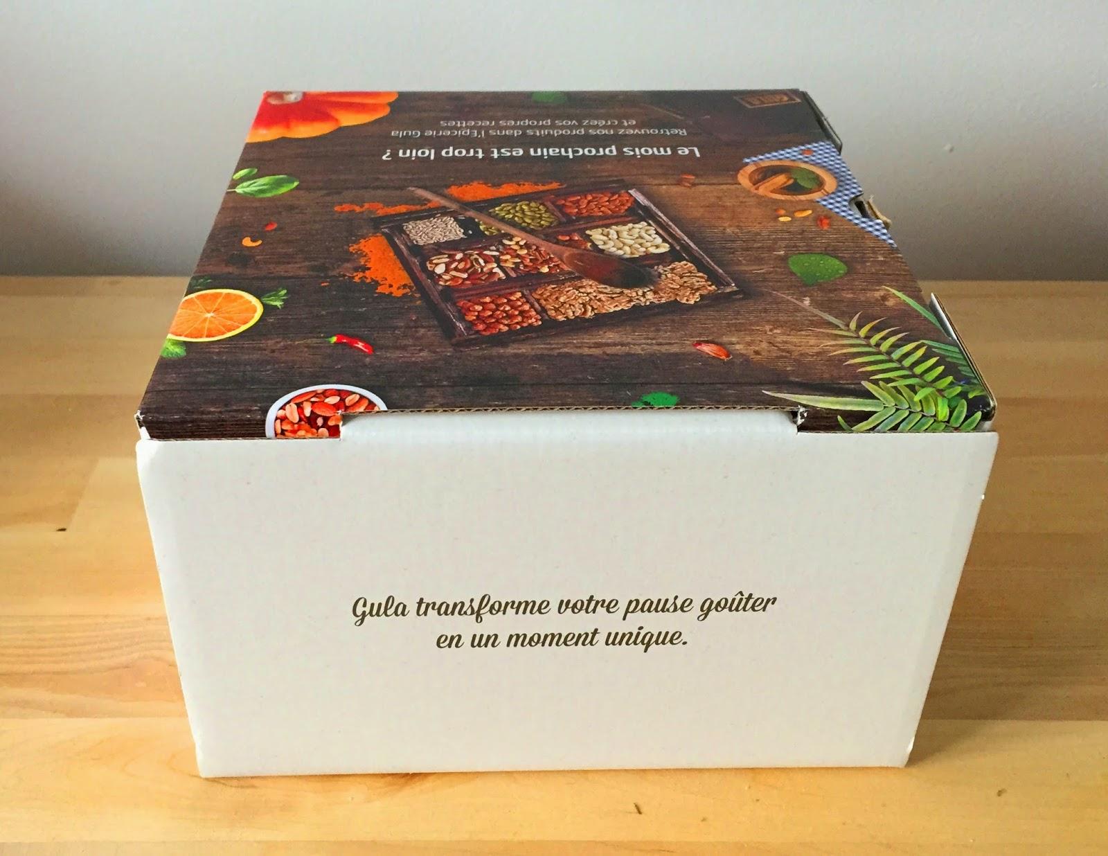 Gula box