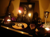 My Shrine to The Morrigan
