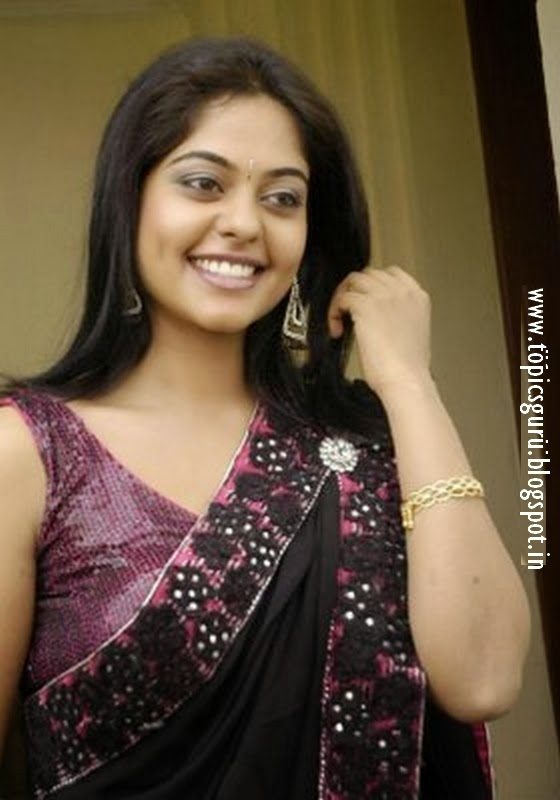 Bindu Madhavi the bubbly actress in southIndia . Her First film was ...
