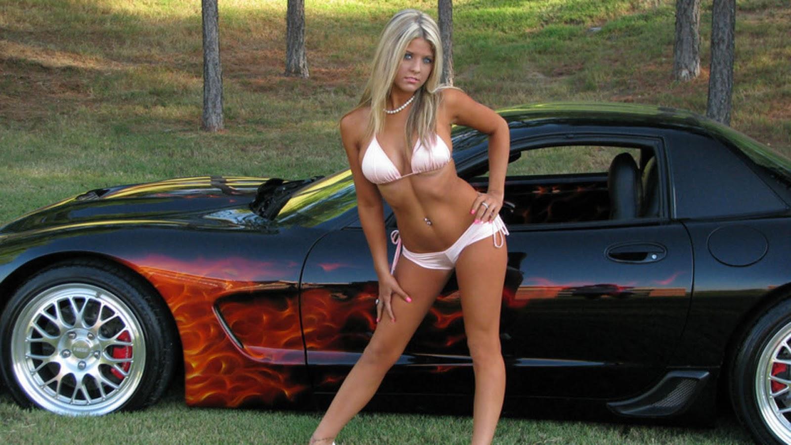 Hot Cars And Hot Girls Nude Photos 82