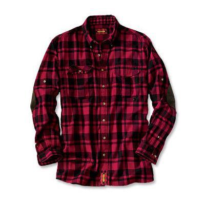 Red Buffalo Check Shirt