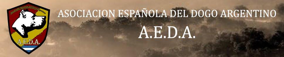 A.E.D.A. Dogo Argentino
