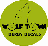 Wolftown Derby - Vinyl Decals