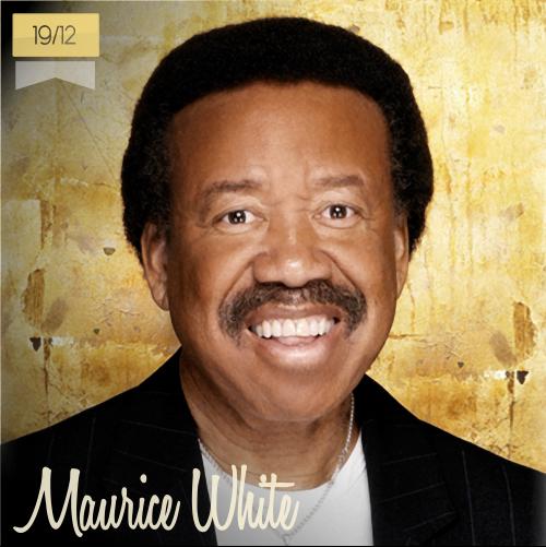 19 de diciembre | Maurice White - @MauriceWhiteEWF | Info + vídeos