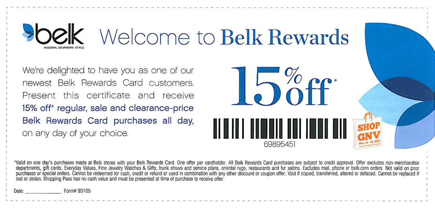 Belk belk coupons