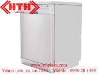 Máy rửa bát đứng độc lập Malloca WQP12-J7215