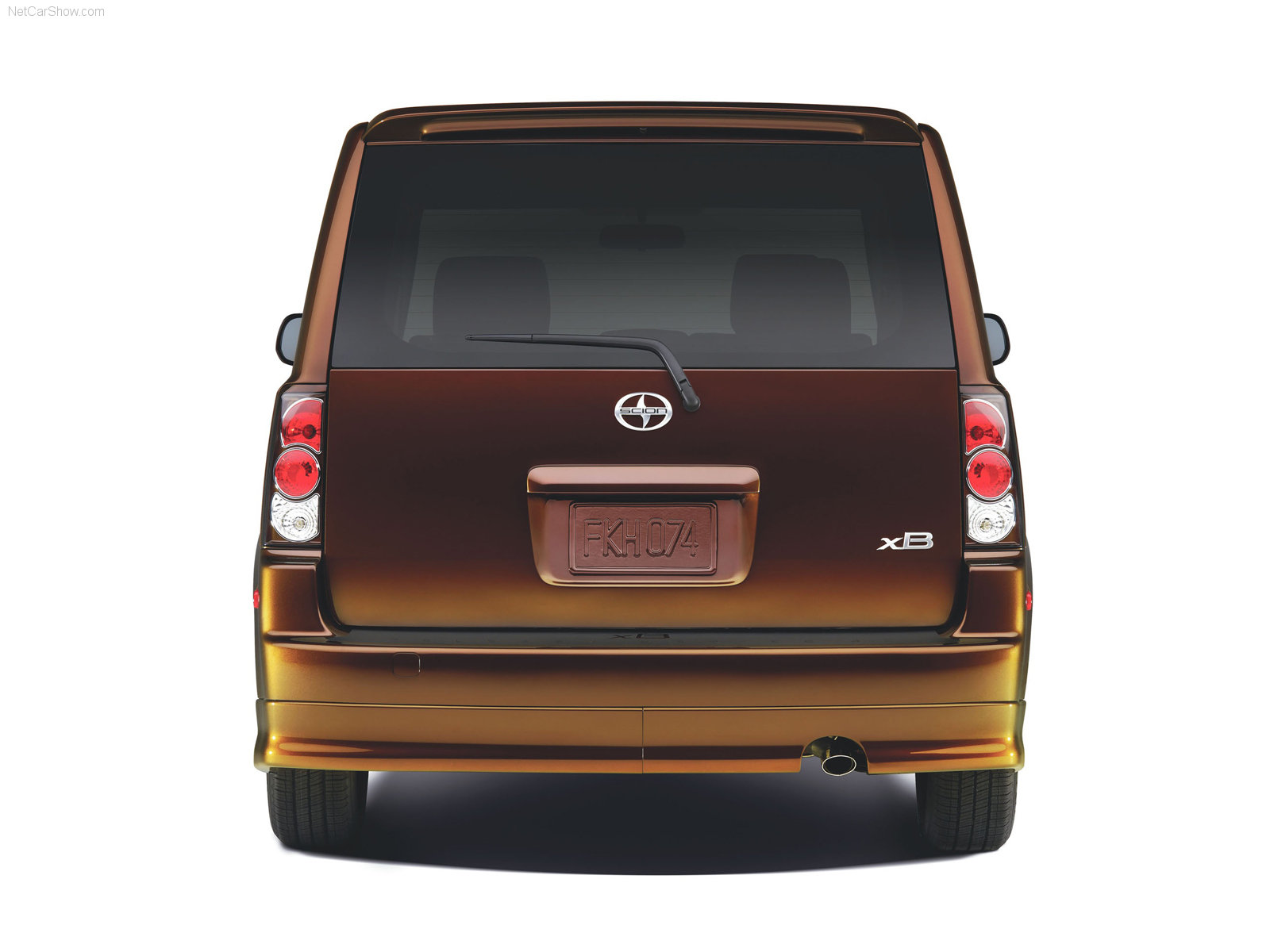 Hình ảnh xe ô tô Scion xB RS 4.0 2006 & nội ngoại thất