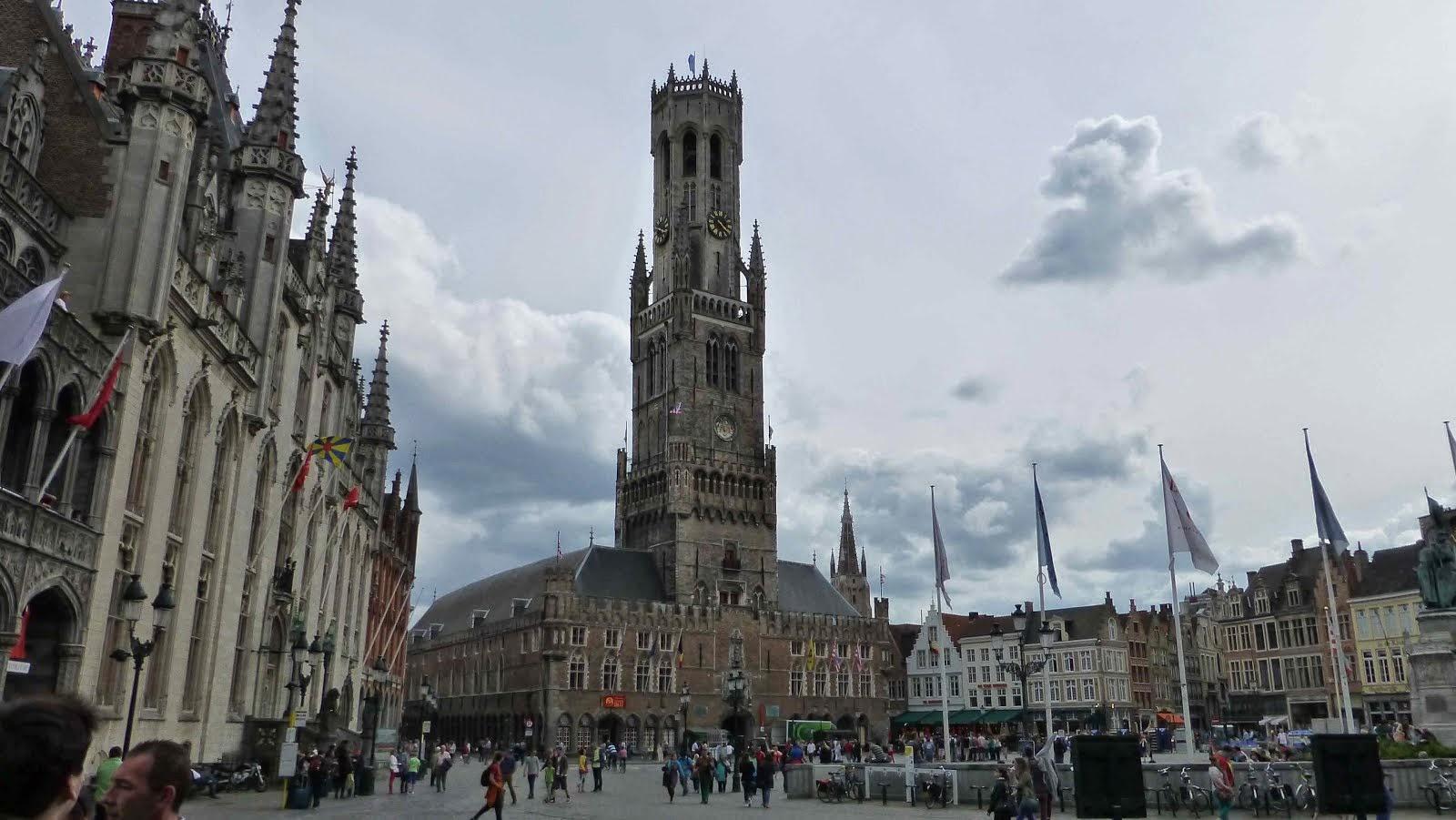 Lucie et Réal en Bavière, Alsace, Lorraine, Luxembourg et ... Chagall Brugge