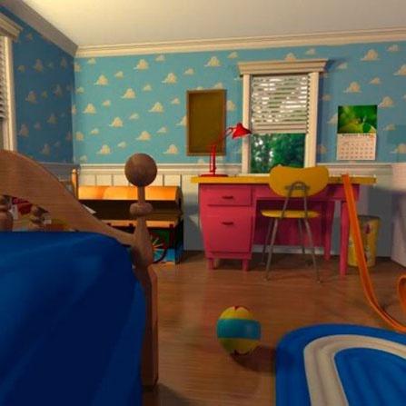 Decoración de Dormitorio de Toy Story  Infantil Decora