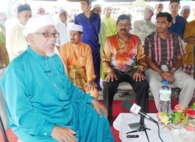 Haji Abdul Hadi berucap