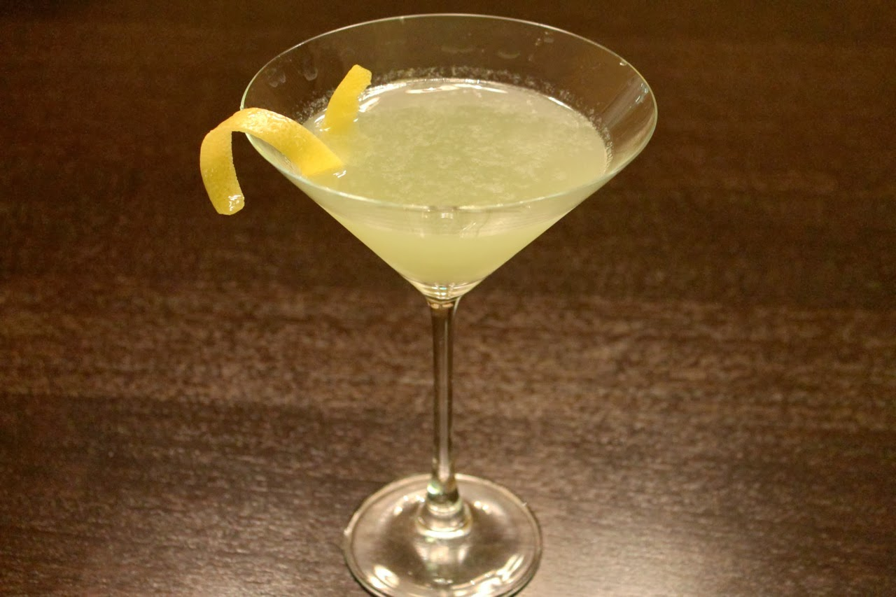 Cook In / Dine Out: Oscar Cocktails: The Wolf of Wall Street
