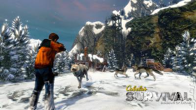 Cabela's Survival: Shadows of Katmai (X-BOX360) 2011 Baixar grátis torrent