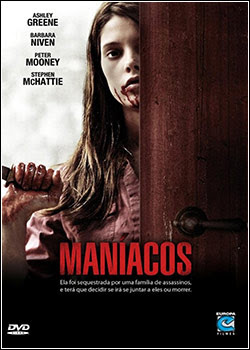 Download - Maníacos DVDRip - AVI - Dual Áudio